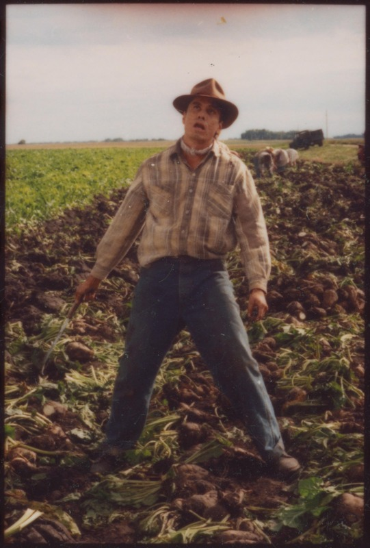 Joaquin (Marco Rodriguez) suffers heat stroke working in the fields. &lt;br /&gt;<br />