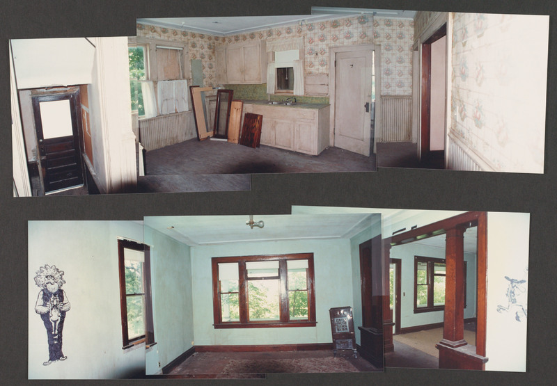 Location scouting photos for Don Cleto&#039;s house, interior.  <br /><br />