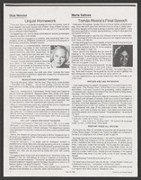Article on Tomás Rivera&amp;#039;s final speech. &lt;br /&gt;<br />