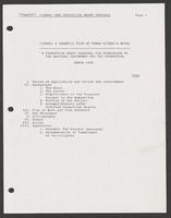 NEH- draft of grant proposal