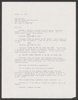 producers. SP memo to paul espinosa jan 14, 1992
