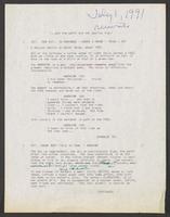 screenplay July 1, 1991 rewrite