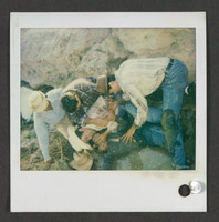 Continuity photo from the film production.<br /><br /> Severo Perez Papers, Wittliff Collections, Texas State University.