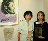 Concha Rivera at wittliff 1999