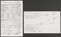 "Production: ""Call Sheet, September 11, 1992. Hamburg, MN. sugar beet field, general store, barn in dairy farm, rectory front door. with map"