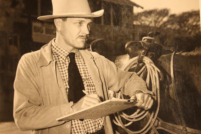 """James Buchanan """"Buck"""" Winn, Jr."""