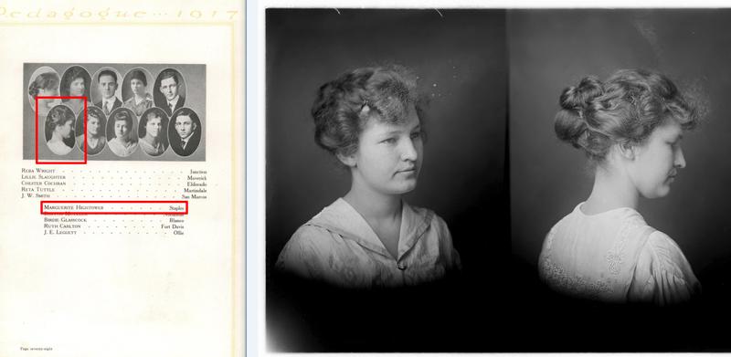 Brown Studio: Marguerite Hightower