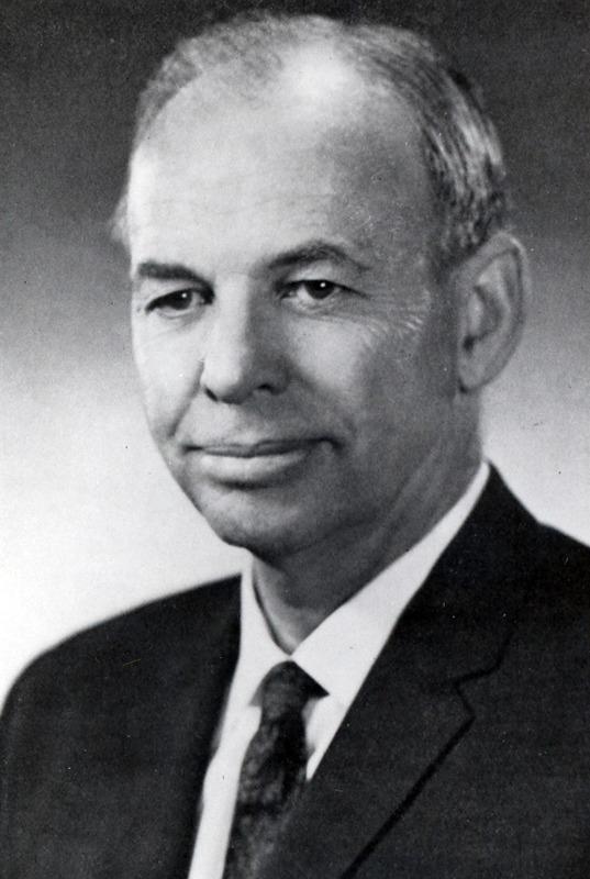 Portrait of R.H. Bing