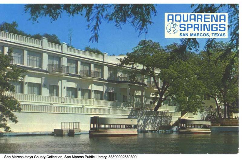 Aquarena Springs hotel
