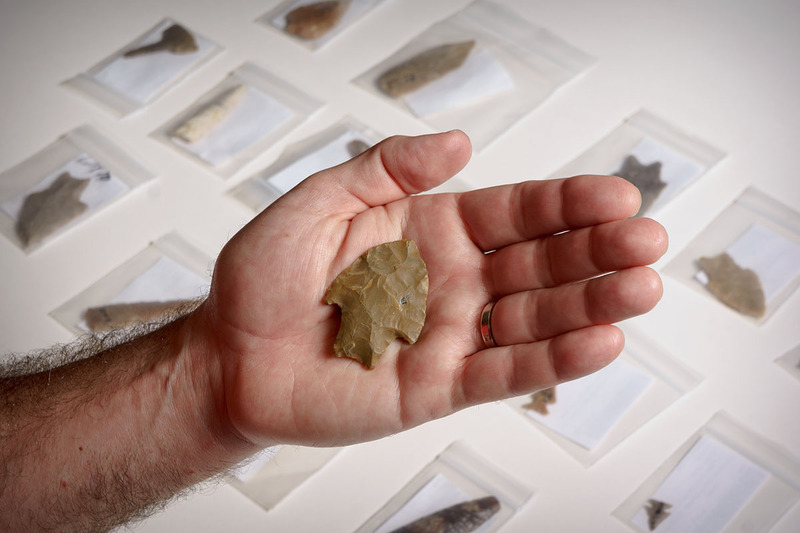 Holding Lithic