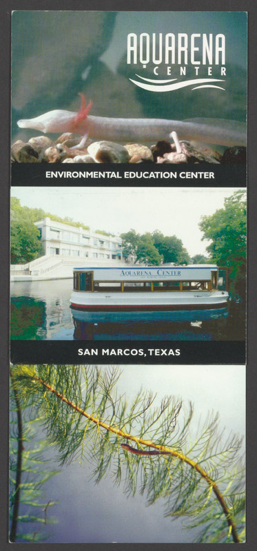 Aquarena Center, Environmental Education Center