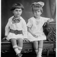 Brown Studio: portraits of children